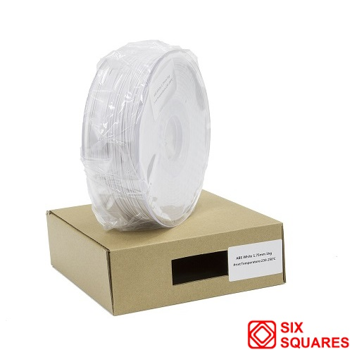 ABS 1.75mm (1kg) - White